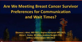 Breast cancer diagnosis more test